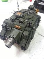Chaos Vindicator - Finished by demoncloak89