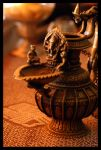 Hindu Lantern by thedecolab