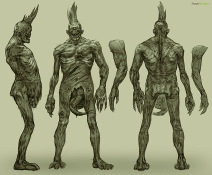 plaguebearer concept by Zaets