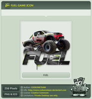 FUEL Icon by CODEONETEAM
