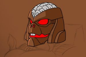 Daily Sketch 18 - Rattrap by SeanRM