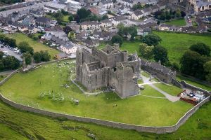 Rock of Cashel 2 by Cyril-Helnwein