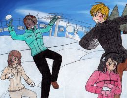 BMP-Snowballs color by Nintendraw