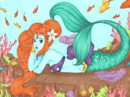 Sirena by chelleface90