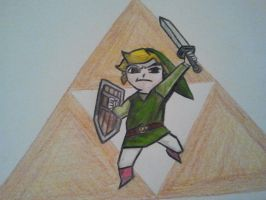 Link (Coloured) by xxBlaserR93