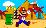 Super Mario Land by MarioSimpson1