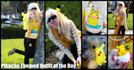 Pikachu Winter Themed Outfit of the Day by KrazyKari