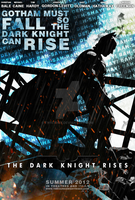 The Dark knight Rises Poster by TwistRox