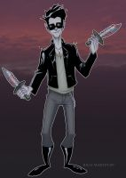 Knife Party by Bloodzilla-Billy