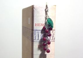 Currants Bookmark by Adagem