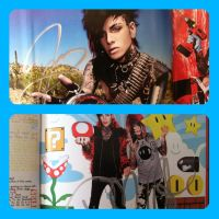 BOTDF Autographs by Tinalbion