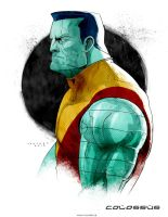 Colossus by MackSztaba