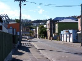 Te Aro Before Bypass '1 by awe-inspired