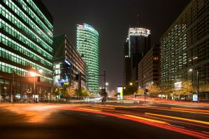 city by night by stg123
