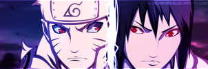 Naruto 633 - Eternal Rivals by BlackAnime15