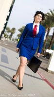 Single Female Lawyer by BM-Atticus