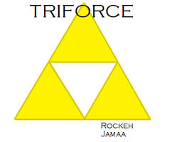 Triforce by RockehJamaa