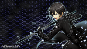Kirito Wallpaper by CrossXAce