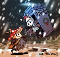Doctor WHoliday by splendidriver