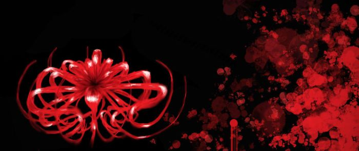 Red Spider Lily by Akage95