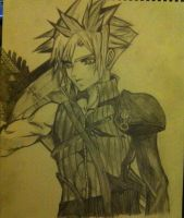 Cloud Strife by peter2596