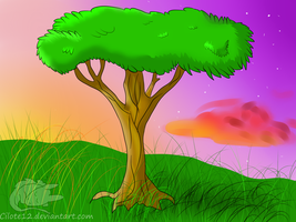 .:Summer's Tree:. by Cilote12