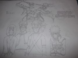 naruto generations by s0ulr3ap3r22