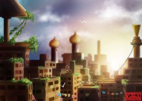 Inperial City by kovah