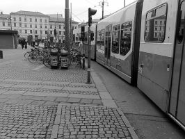 Swedish trams by Banjovan01