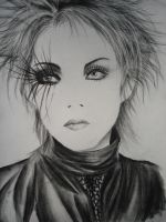 Lashes - Kozi of Malice Mizer by animelover4400