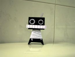 espasmo the paper toy by Yume-fran
