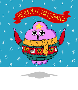 OH. MY. GLOB! Merry christmas y'all! by DrawingDrawingDone