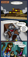 The Cat's 9 Lives! 3 Catnap and Outfoxed Pg33 by TheCiemgeCorner