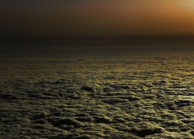 Above the clouds by krak1977