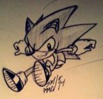 Sonic Jump by shadowman7890