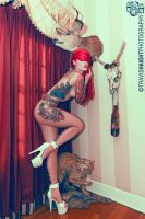 Cervena Fox 2 by recipeforhaight
