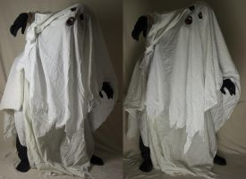 Bedsheet Ghost 6 by The-Lionface