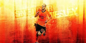 Wesley Sneijder by andrea10