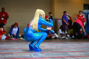 Otakon 2013 - Nintendo Photoshoot 31 by VideoGameStupid