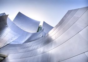 Disney Concert Hall HDRI 02 by Dilznacka