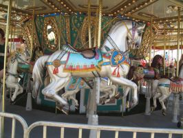 Carousel -4 by rachellafranchistock