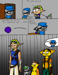 XoVeR : The One with the Ball 5 by Liliththeottsel