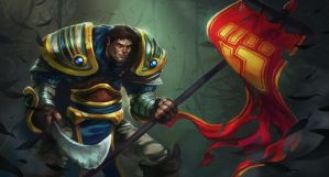 League of Legends Garen Season Three Contest by MaxGrecke