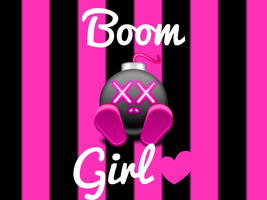 Boom Girl by LoreEdition