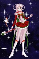 Sailor Christmas by Lunakinesis
