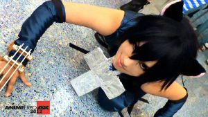 Ikuto Black Lynx AX 2012: take 6 by HACKproductions