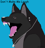 Dont make me laugh  by Angelwolf-95