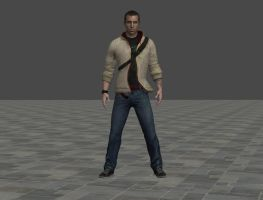 Desmond Miles Casual by ItalianUtent