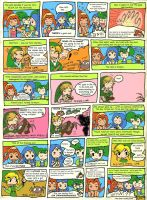 Legend of the Pre-Links p. 2 by HikariMichi