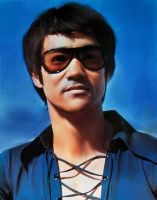 Bruce Lee by XNextBigThingX